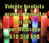 Primera consulta gratis Tarot vidente - foto