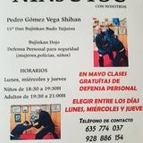 CLASES DE DEFENSA PERSONAL GRATUITA - foto