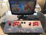 """Consola arcade y televisor 22"""" - foto"""