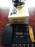 Central amplificadora Televes Minikom - foto