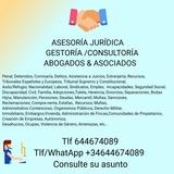 Abogado Asesoría Consulta Tlf/Whatsapp 6 - foto