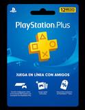 Suscripción PlayStation Plus 365 días. - foto