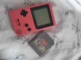Game boy pocket color rosa - foto