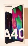 Samsung A40 pantalla rota - foto