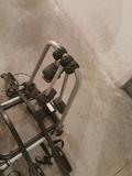 parrilla bicicleta - foto