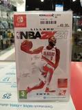 NBA 2k21 switch - foto