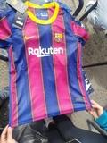 CAMISETA FC BARCELONA - foto
