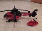 helicóptero con sonido - foto