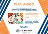 Descubre el PLAN AMIGO de Gio Market - foto