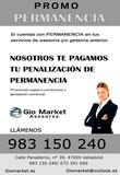 Promoción PERMANENCIA de Gio Market - foto