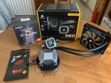 AMD RYZEN 5600X + CORSAIR HYDRO H60