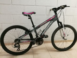 """Bicicleta aluminio  Megamo 24 \"""" - foto"""