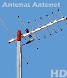 Montaje   de  antenas - foto