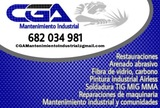 CGA Mantenimiento Industrial.  - foto