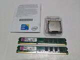 CPU Y MEMORIAS RAM