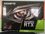 RTX2060 GIGABYTE 6GB