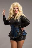 Show de drag queen almeria  fiestas  - foto