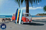 TABLA DE SURF 8 PIES - foto