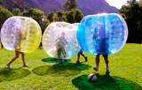 Despedidas fútbol burbuja - foto