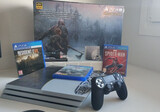 PS4 PRO 1TB GOD OF WAR + JUEGOS - foto