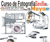 CURSO DE FOTOGRAFÍA SEVILLA MAYO 2021 - foto