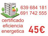 certificado energético 45e Puerto Snt.M - foto