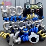 Arreglos de globos/globos orgánicos - foto