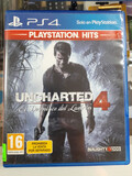 JUEGO PS4 UNCHARTED 4!! - foto