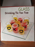 DRINKING TIC TAC TOE (Juego de Mesa) - foto