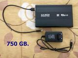 DISCO DURO EXTERNO 500 GB.