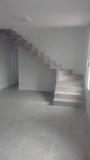 Escaleras encofradas de hormigon - foto