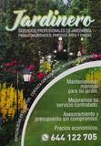 Jardinero particular - foto