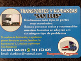 PORTES Y MUDANZAS MADRID - foto