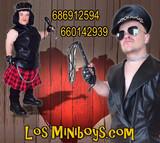 ENANOS BOYS STRIPERS DESPEDIDAS MADRID - foto