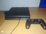 ps4 Slim 500gb 1 mando cables - foto