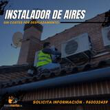 Instalacion aire acondicionado Catarroja - foto