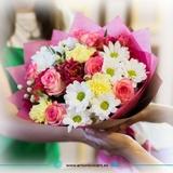 EnvÍo de flores a domicilio gratis - foto