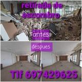 escombros y retiradas de muebles, Mudanz - foto