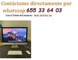 IMAC RETINA 5K - (AMPLIADO APPLE)