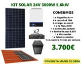 Kit solar  verano completo - foto