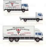 Transportes gallegos - foto