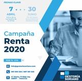 renta 2020 - foto