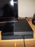 PS4 + 2 mandos + 3 juegos+ cascos gaming - foto