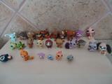 lote 26 unidades  de littlest pet shop m - foto