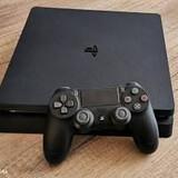 Vendo ps4 slim 500gb +2 mandos + juegos - foto