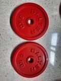 Discos de 5kg salter - foto