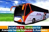 TARJETAS DE TRANSPORTE - foto
