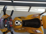 moto electrica - foto