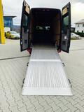 Transporte Furgoneta  L4H2 GV con Rampa - foto