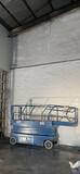 Plataforma eléctrica de 10metros  - foto
